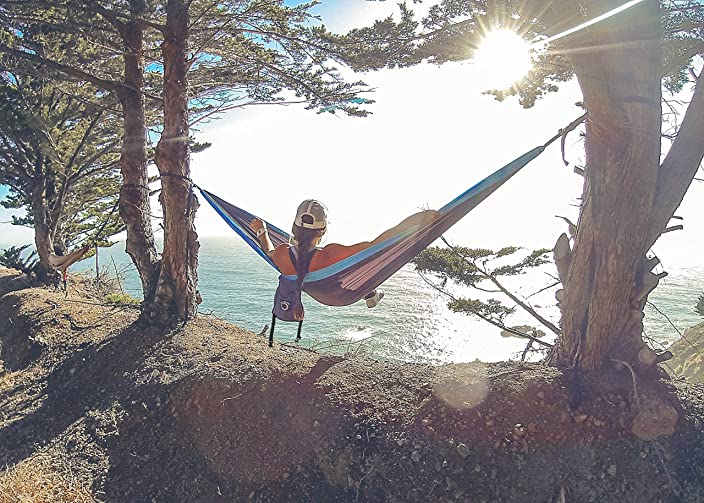 Double Outdoor Camping Hammocks