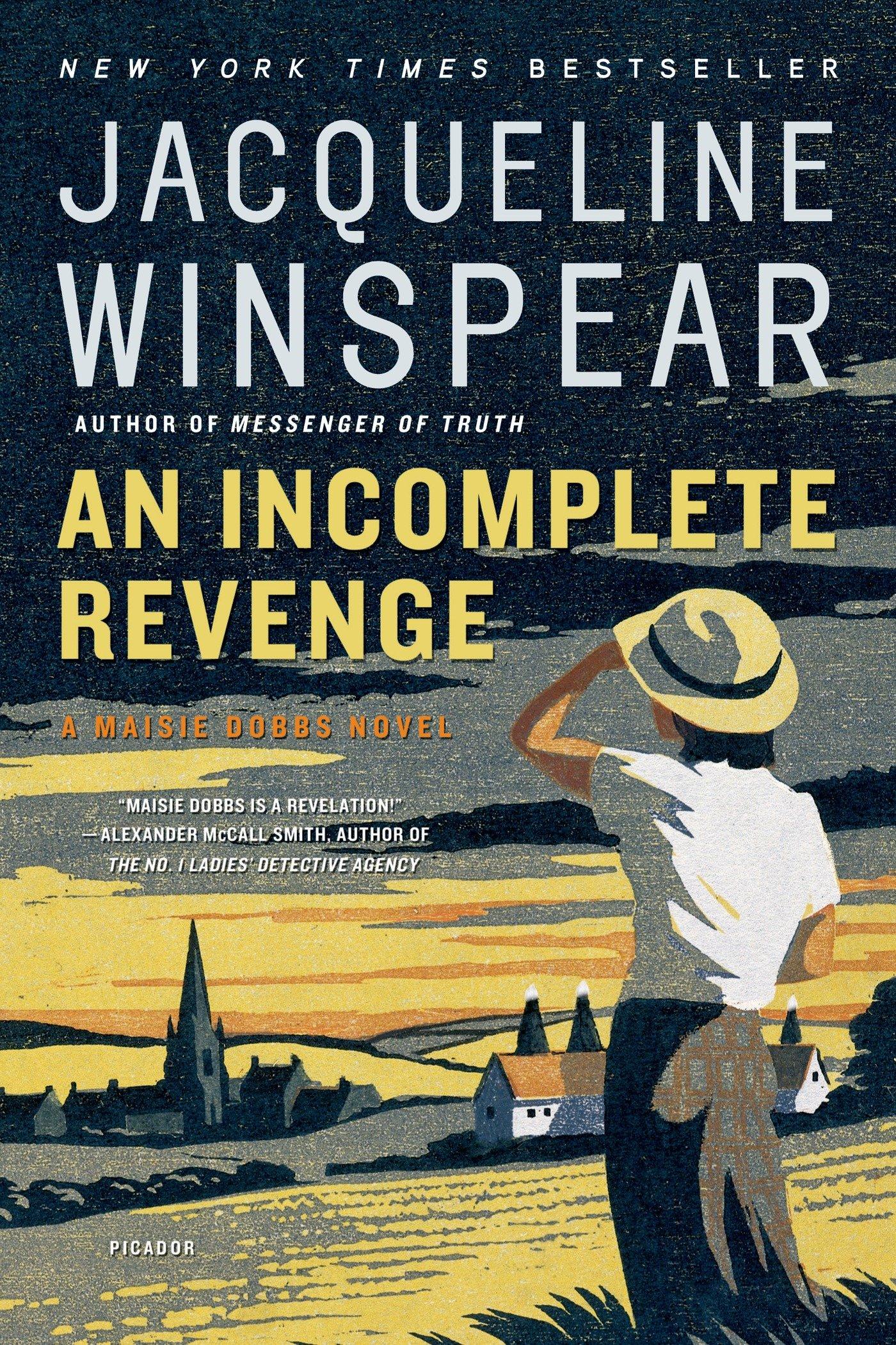 Read Online An Incomplete Revenge (Maisie Dobbs Book 5) Text fb2 ebook