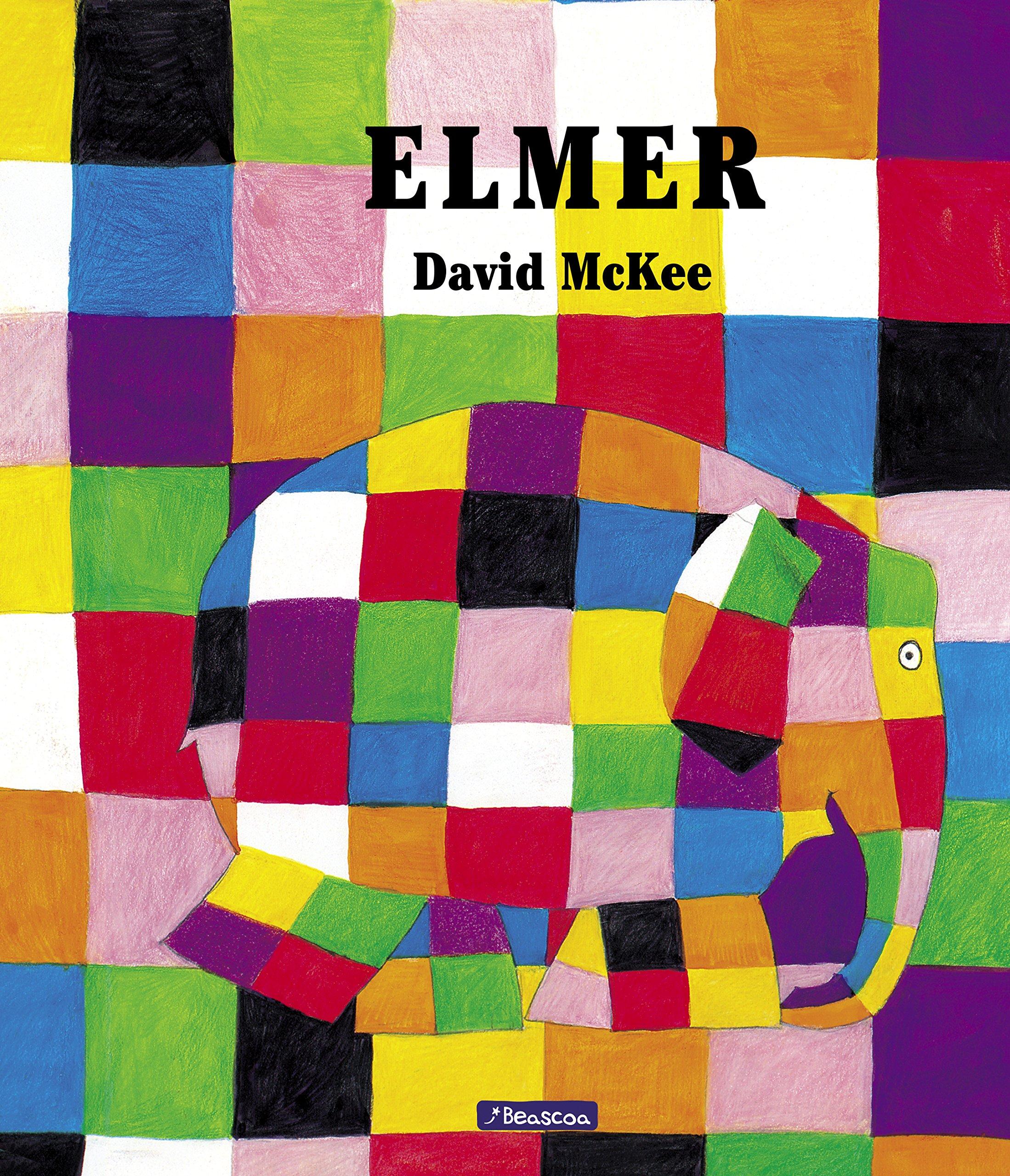 Elmer (Elmer. Álbum ilustrado) Tapa dura – 12 abr 2012 David McKee BEASCOA 8448823281 Animals - Elephants