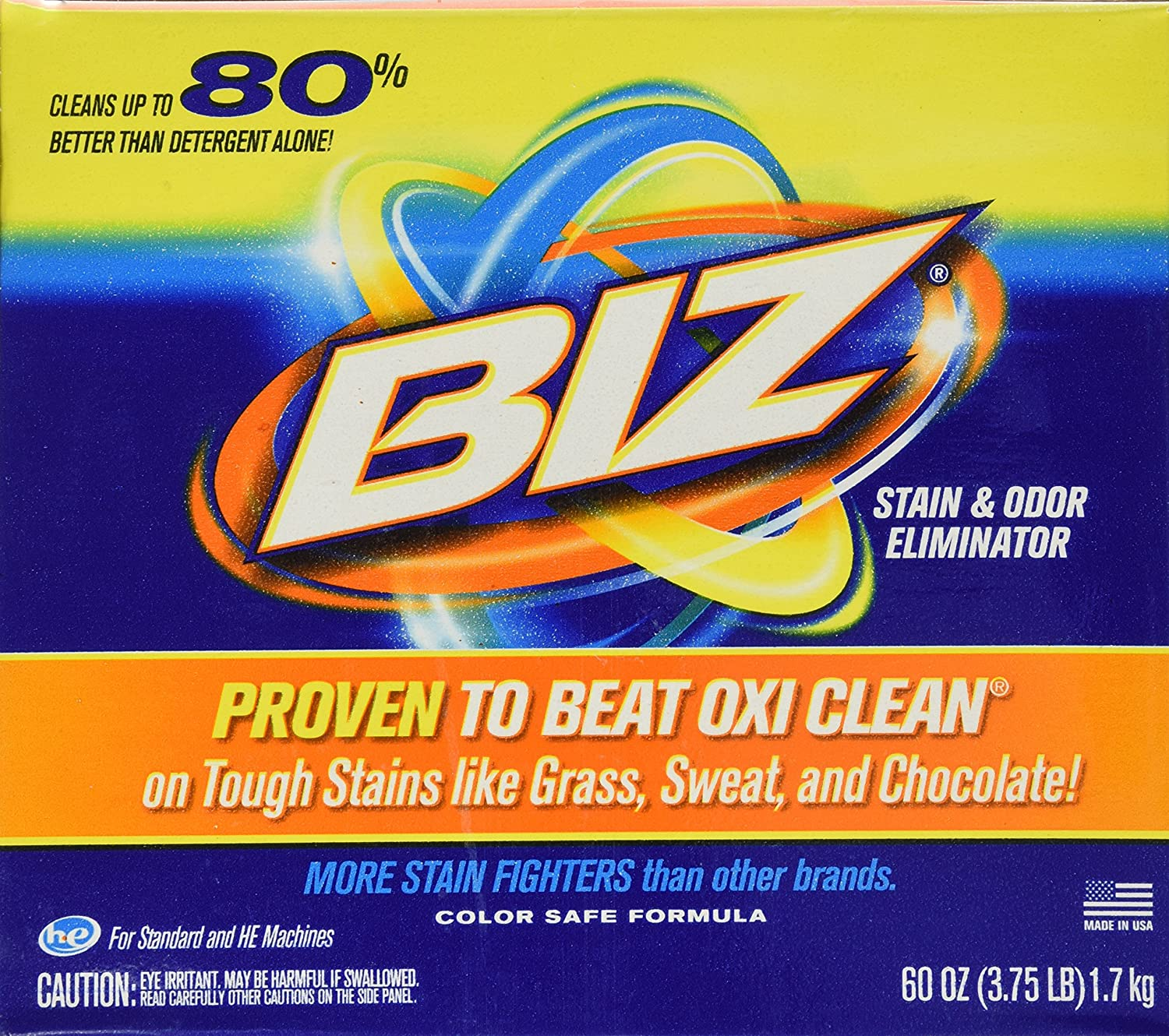Biz Stain Remover Single 60 OZ (1)