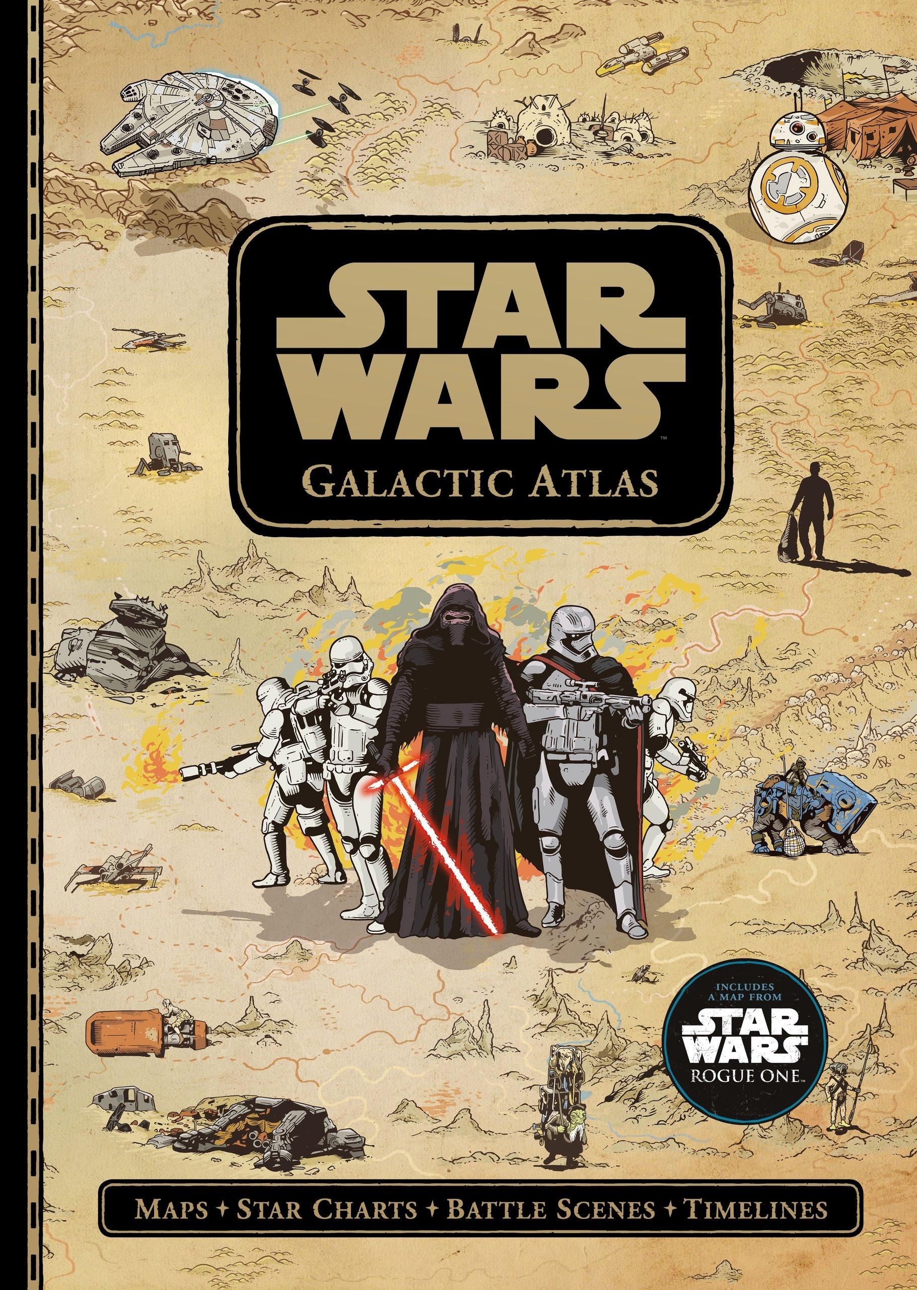 Star Wars: Galactic Atlas