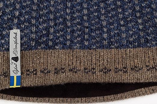 678fc1808d9 Swedish 100% Merino Wool Warm Soft and Thick Beanie Hat Cap (Skaftö Grå) at  Amazon Women s Clothing store