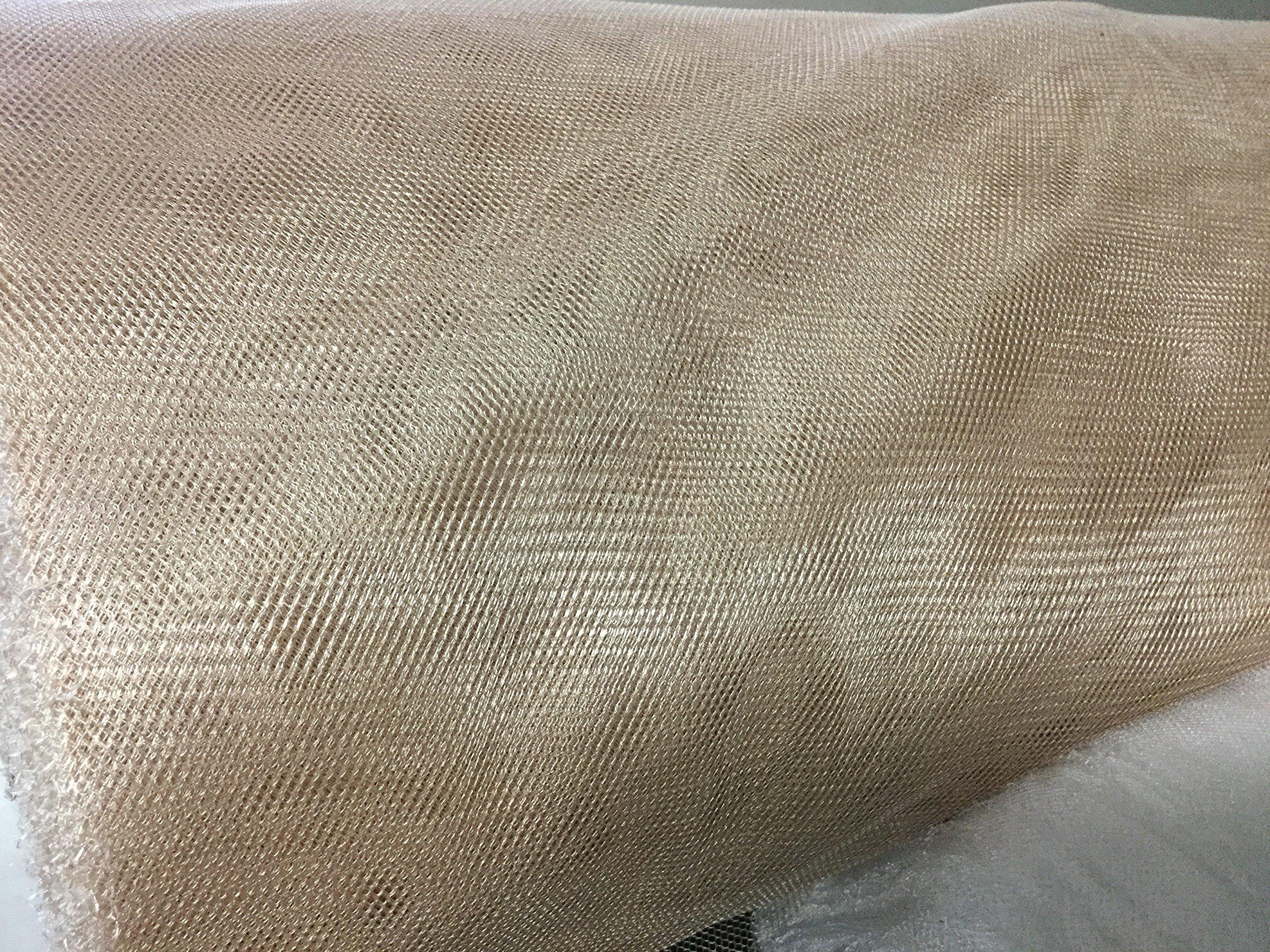 Mosquito Netting By Skeeta 66'' Wide X 5 Yards - Antique beige