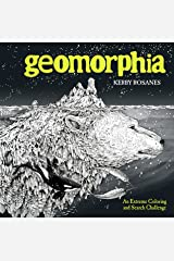Geomorphia: An Extreme Coloring and Search Challenge Paperback