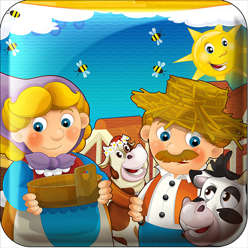 EduFarm - Farm Puzzle Chest