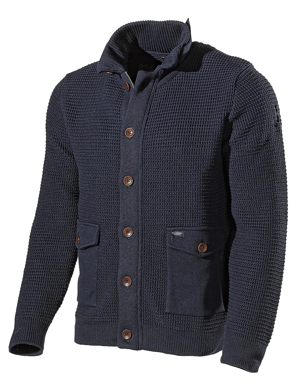 Rudolf Cotton Button Jacket with Pockets - Medium