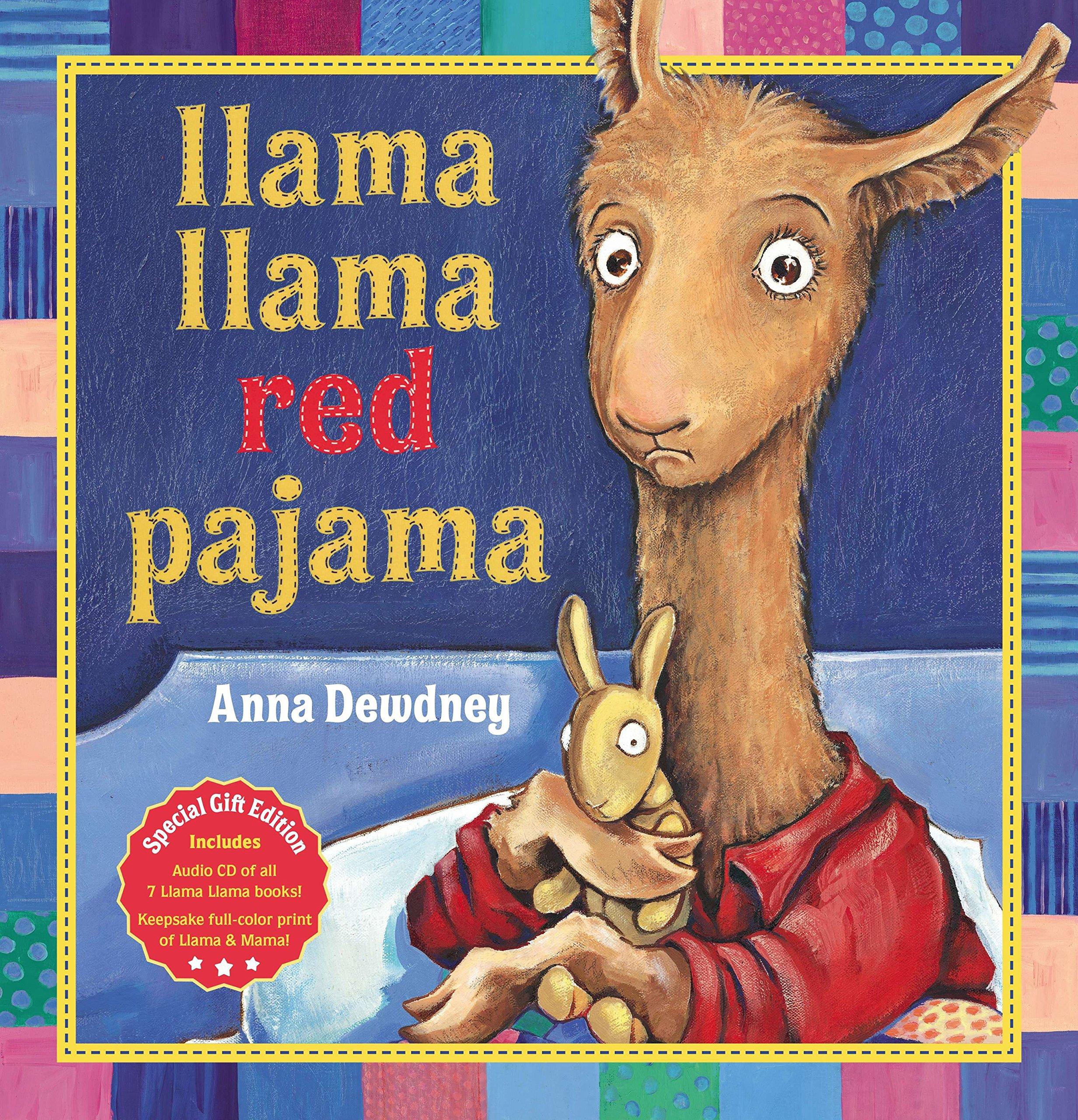 Llama Llama Red Pajama Gift Edition Anna Dewdney 9780451469908