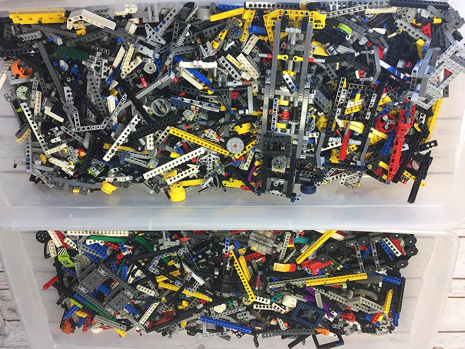 1LBS LEGO Technic Random Lot Of Pieces