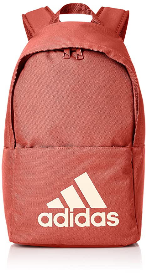 efc28ee4d Adidas Classic Backpack, Mochila tipo casual color scarlet: Amazon.com.mx:  YSPORT