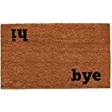 Amazon Com Kempf Go Away Doormat 16 By 27 By 1 Inch