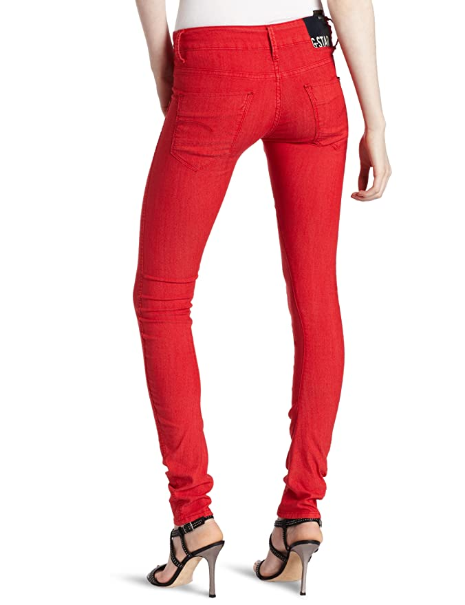 Amazon.com: G-Star Raw Arc 3d super skinny Jean de la mujer ...