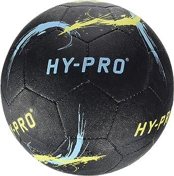 HOLISPORT hp04595 balón de fútbol Unisex niño, Negro: Amazon.es ...