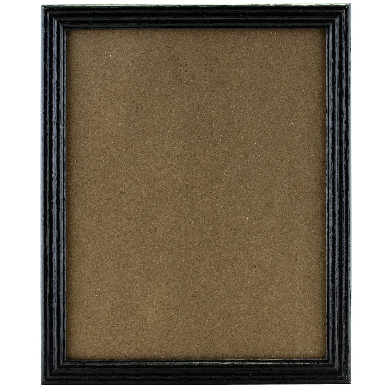 Craig Frames 200ASHBK 写真ポスター用額縁 幅0.75インチ 木目仕上げ。 5 x 7 ブラック 200ASHBK0507A B0098PQJ9E 5 x 7|ブラック ブラック 5 x 7