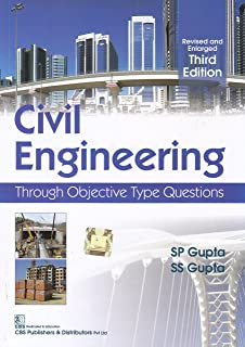 Buy Civil Engineering: Conventional and Objective Type (2018-19