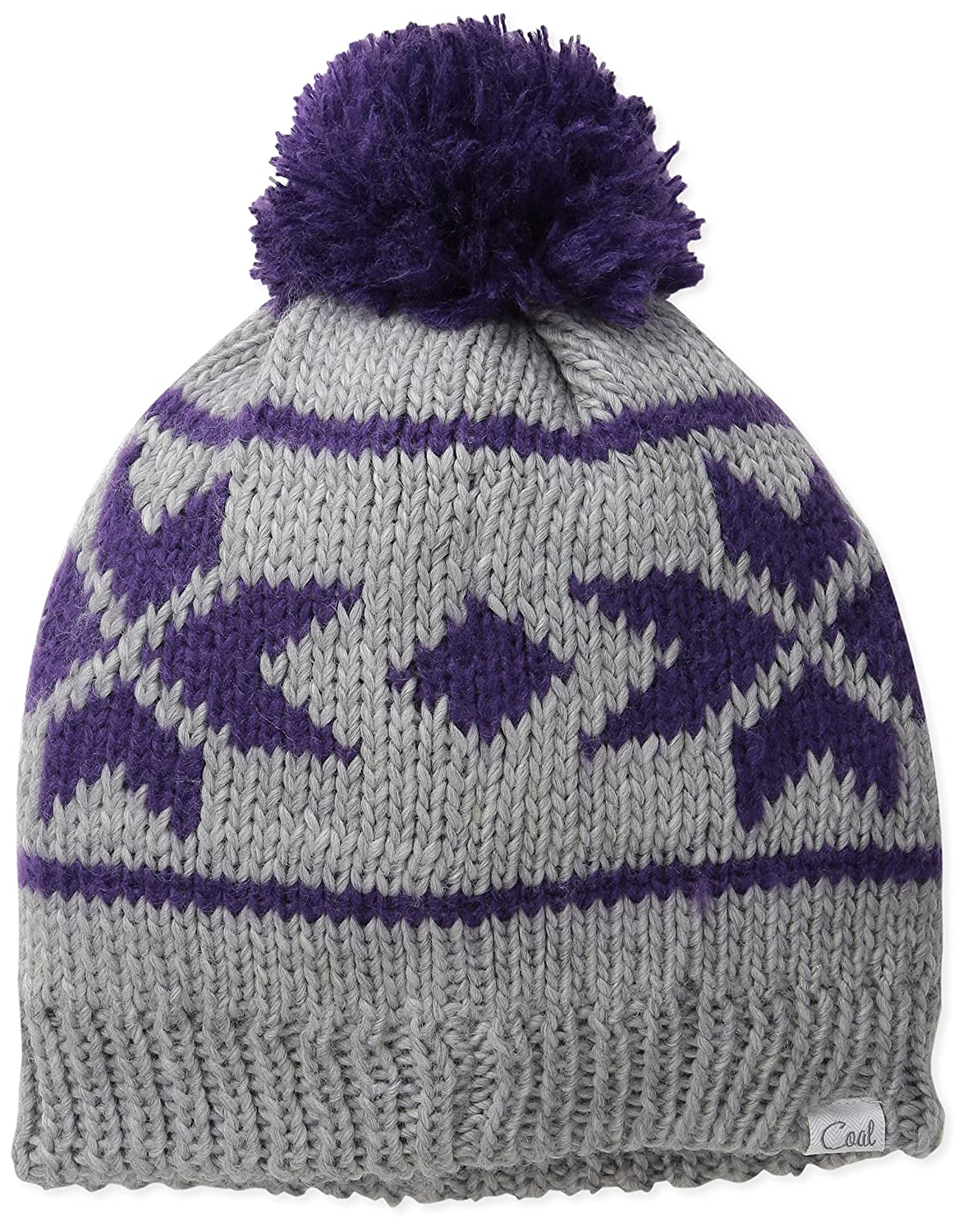 f03b409c Coal Women's The Britta Snowflake Beanie Pom