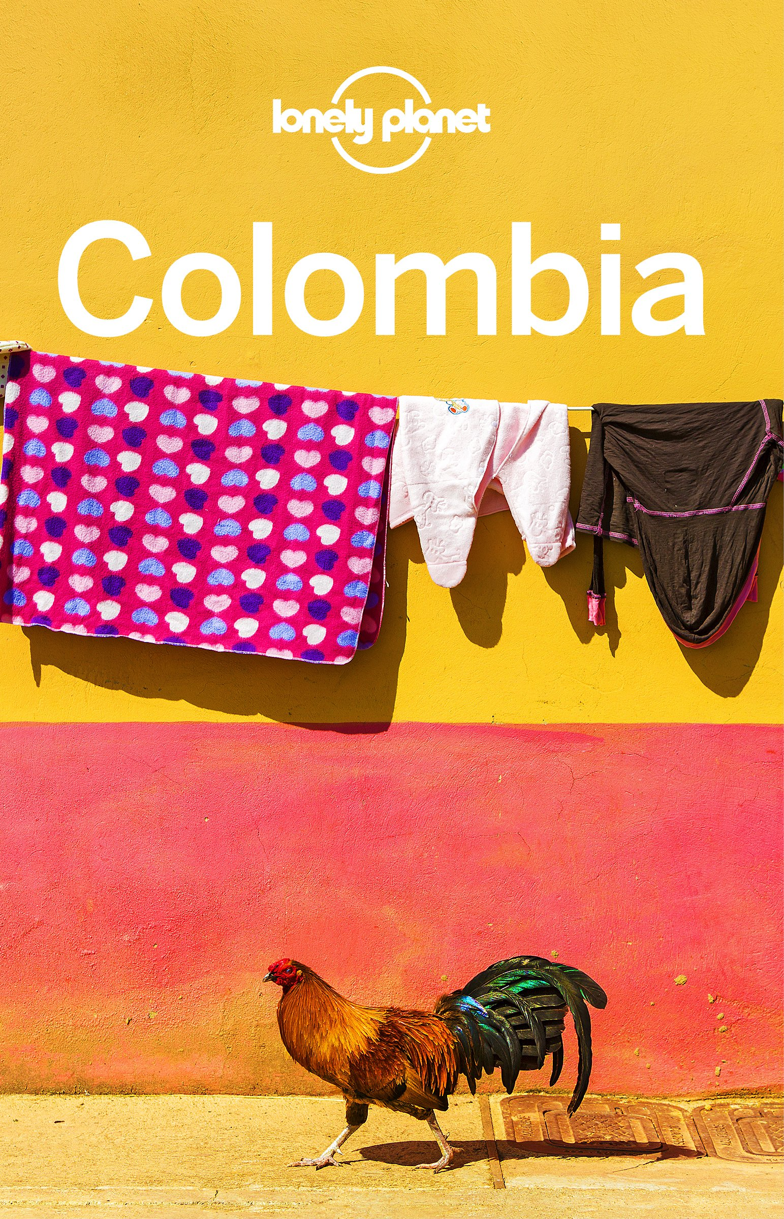 Lonely Planet Colombia  Travel Guide   English Edition