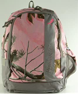 Amazon.com: Pink Camo Backpack Book School Bag Napsack: Sports ...