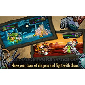 Dragon Magico - Monstruo Lucha: Amazon.es: Appstore para Android