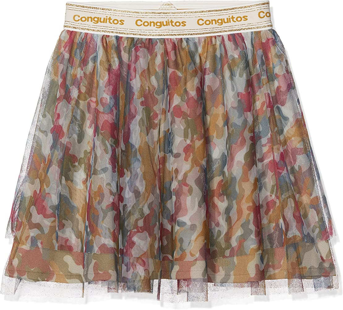 Conguitos HIC20012 Falda, Multicolor, 4 Years (Tamaño del ...