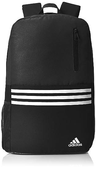 adidas Rucksack Versatile, Black/White, 16 x 30 x 46 cm, 26 ...
