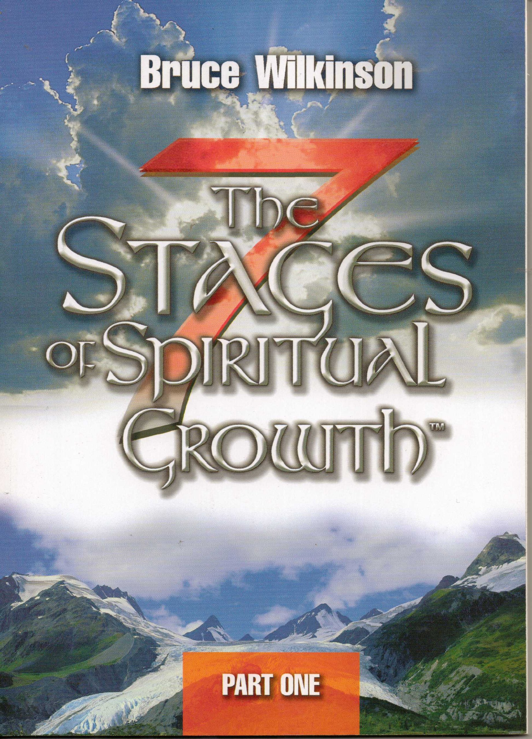 The 7 Stages of Spiritual Growth: Part One pdf epub