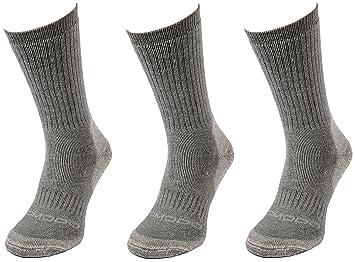 COMODO® 3x SET - STWA Calcetines al aire libre | 50% de lana merino