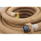 drainagerohr dn 80 gelocht gelb meterware baumarkt. Black Bedroom Furniture Sets. Home Design Ideas