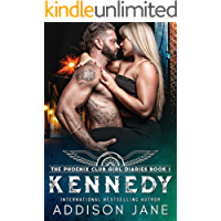 Kennedy (The Phoenix Club Girl Diaries Book 1)