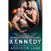 Kennedy (The Phoenix Club Girl Diaries Book 1) (English Edition)