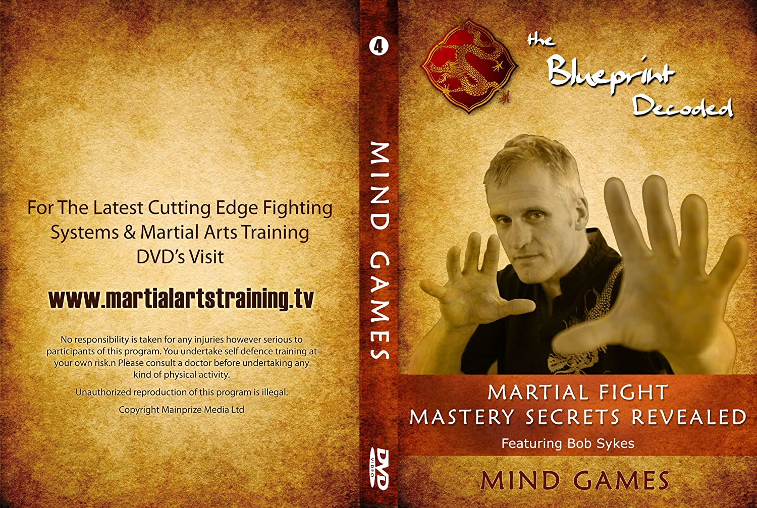 The blueprint decoded boxset martial arts mastery secrets revealed the blueprint decoded boxset martial arts mastery secrets revealed amazon bob sykes lee mainprize dvd blu ray malvernweather Gallery