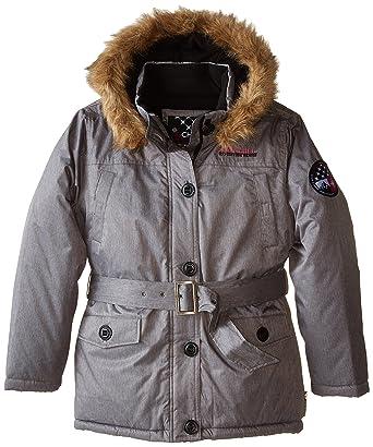 236ab76c7986 Amazon.com  Big Chill Girls  Big Expedition Jacket