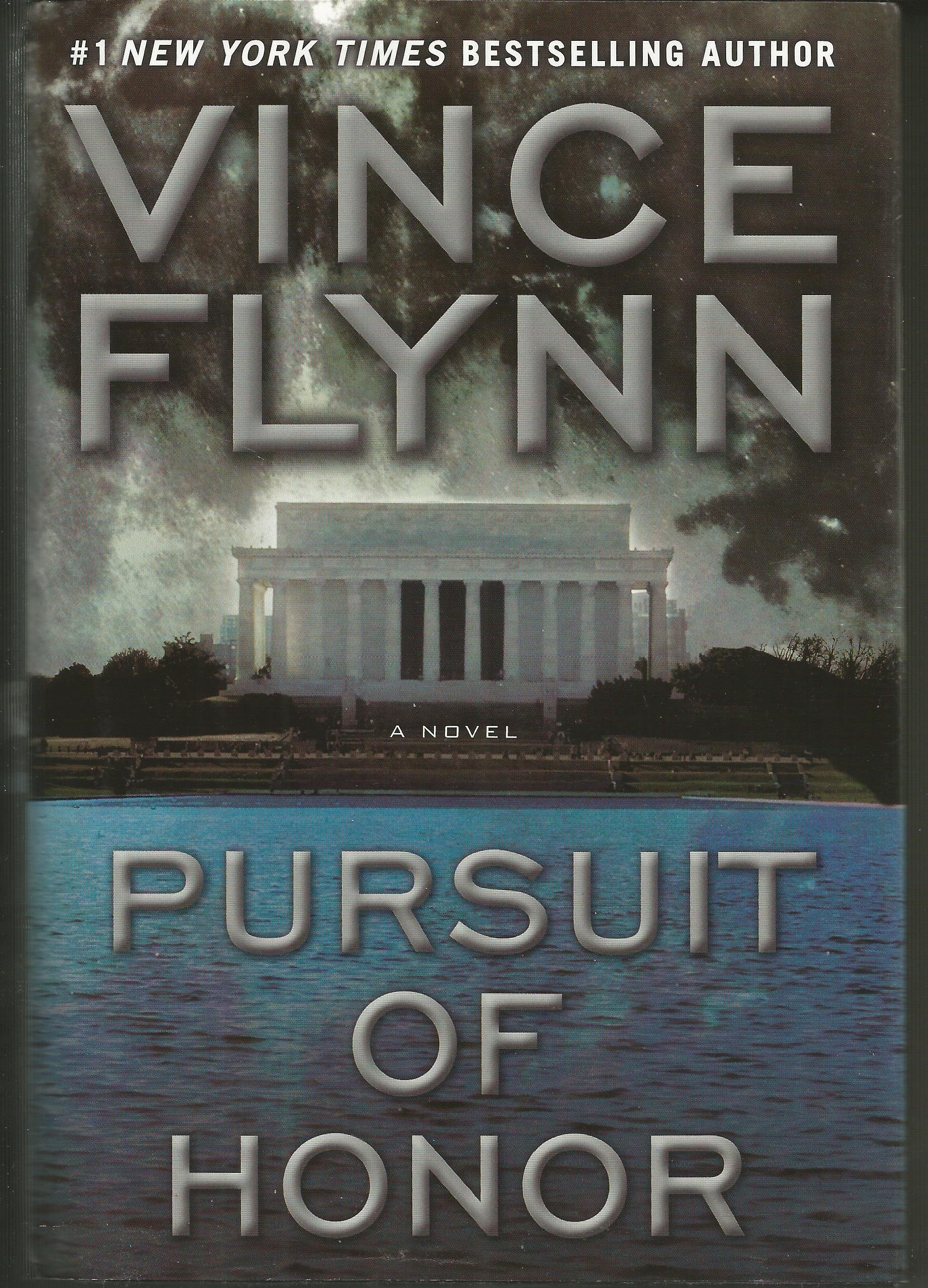 vince flynn novels in chronological order