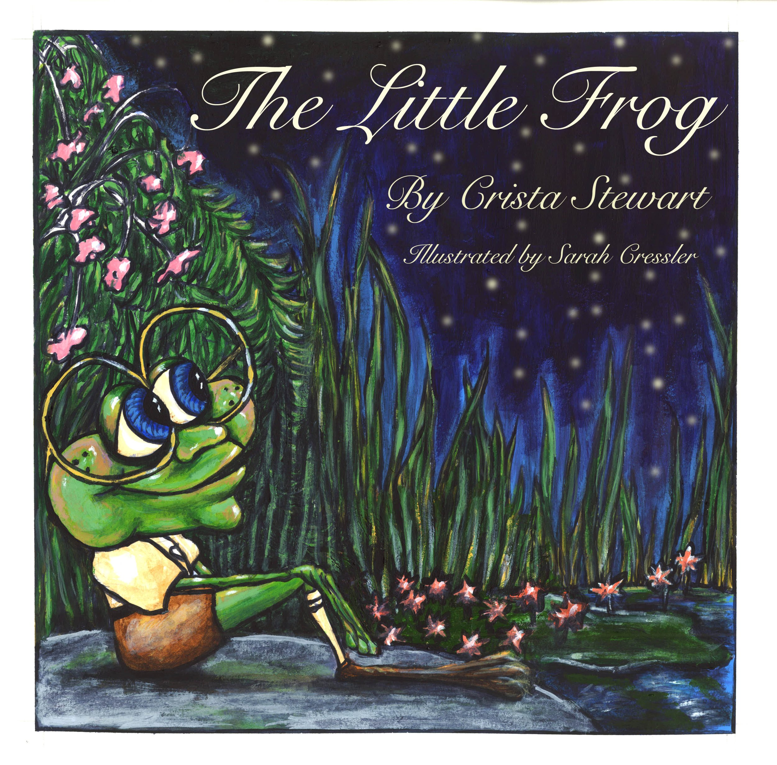 Read Online The Little Frog ebook
