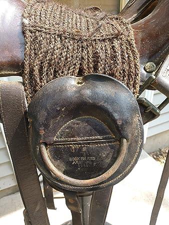 Amazon com : McClellan 1918 Cavalry Saddle : Sports & Outdoors