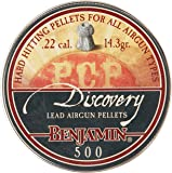 Benjamin Hollow Pt. Pellets 500 CT BHP22