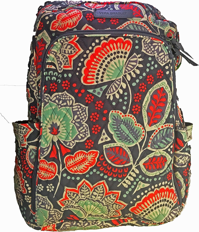 Vera Bradley Laptop Backpack (Nomadic Floral)