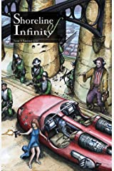 Shoreline of Infinity 8: Science Fiction Magazine Kindle Edition