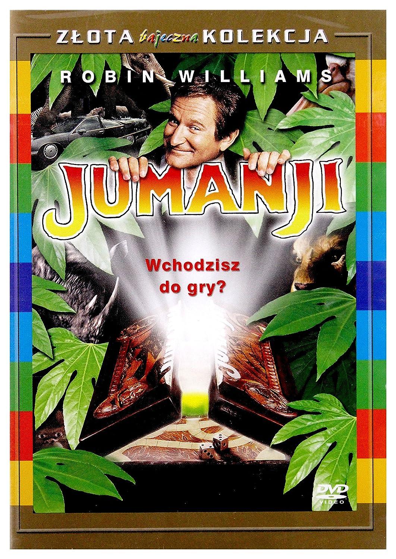 Jumanji (IMPORT) (No hay versión española): Amazon.es: Robin ...