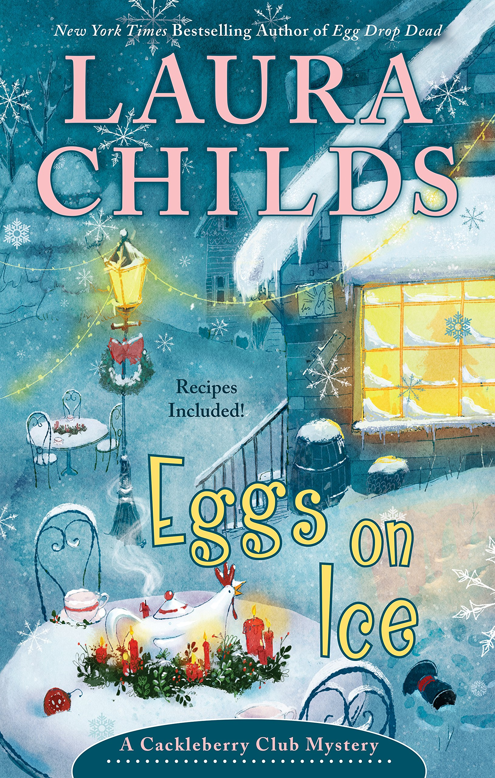 Amazon Com Eggs On Ice A Cackleberry Club Mystery 9780425281727 Childs Laura Books Stream hoochie mama by miré from desktop or your mobile device. eggs on ice a cackleberry club mystery