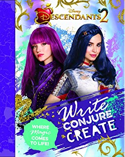 Disney Descendants 2 Write Conjure Create Where Magic Comes To Life
