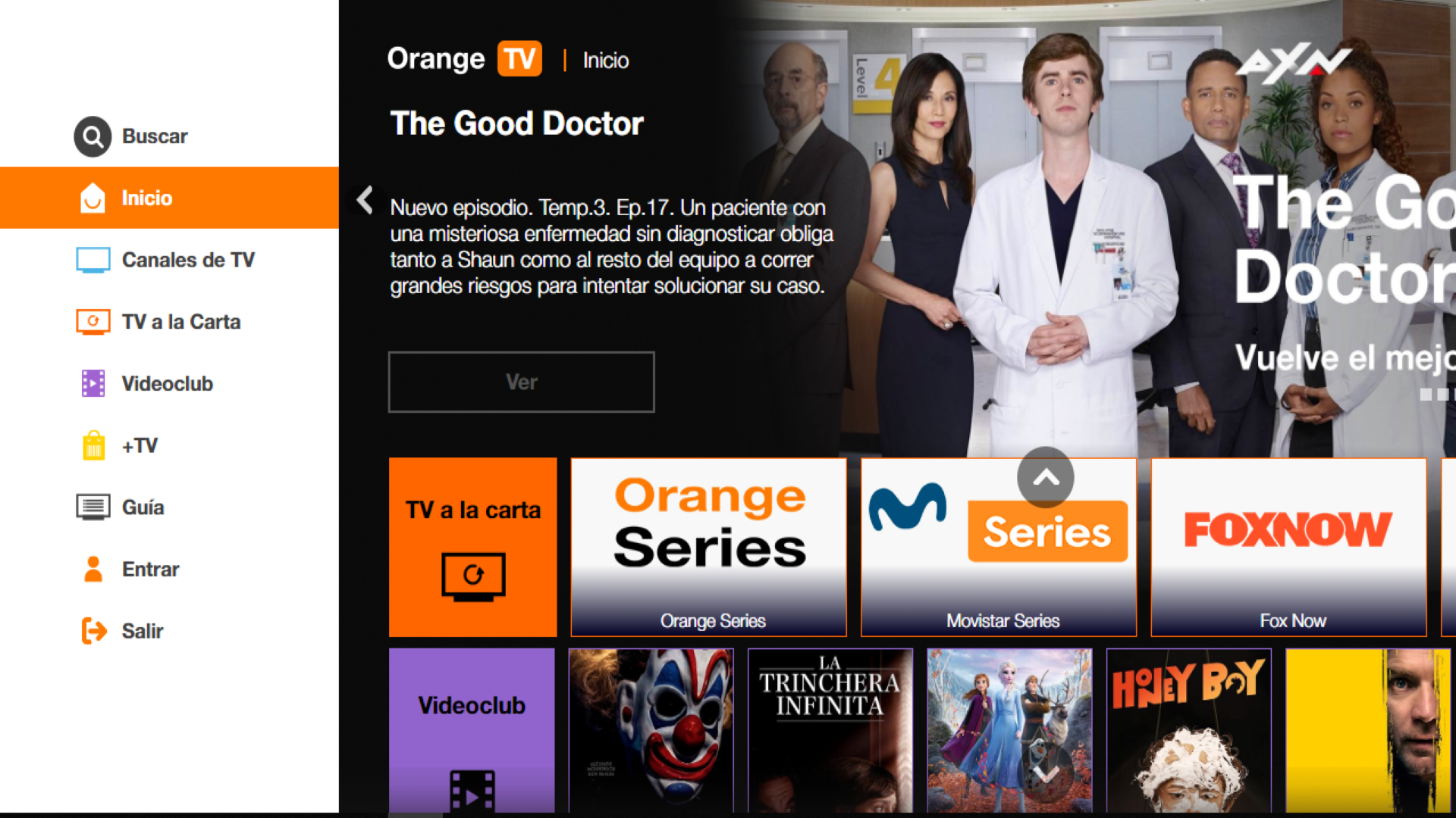Orange TV: Amazon.es: Appstore para Android