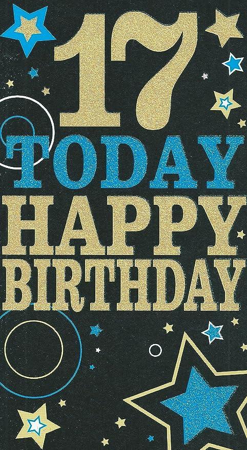 17 Tarjeta de cumpleaños para sistemas: Amazon.es: Hogar