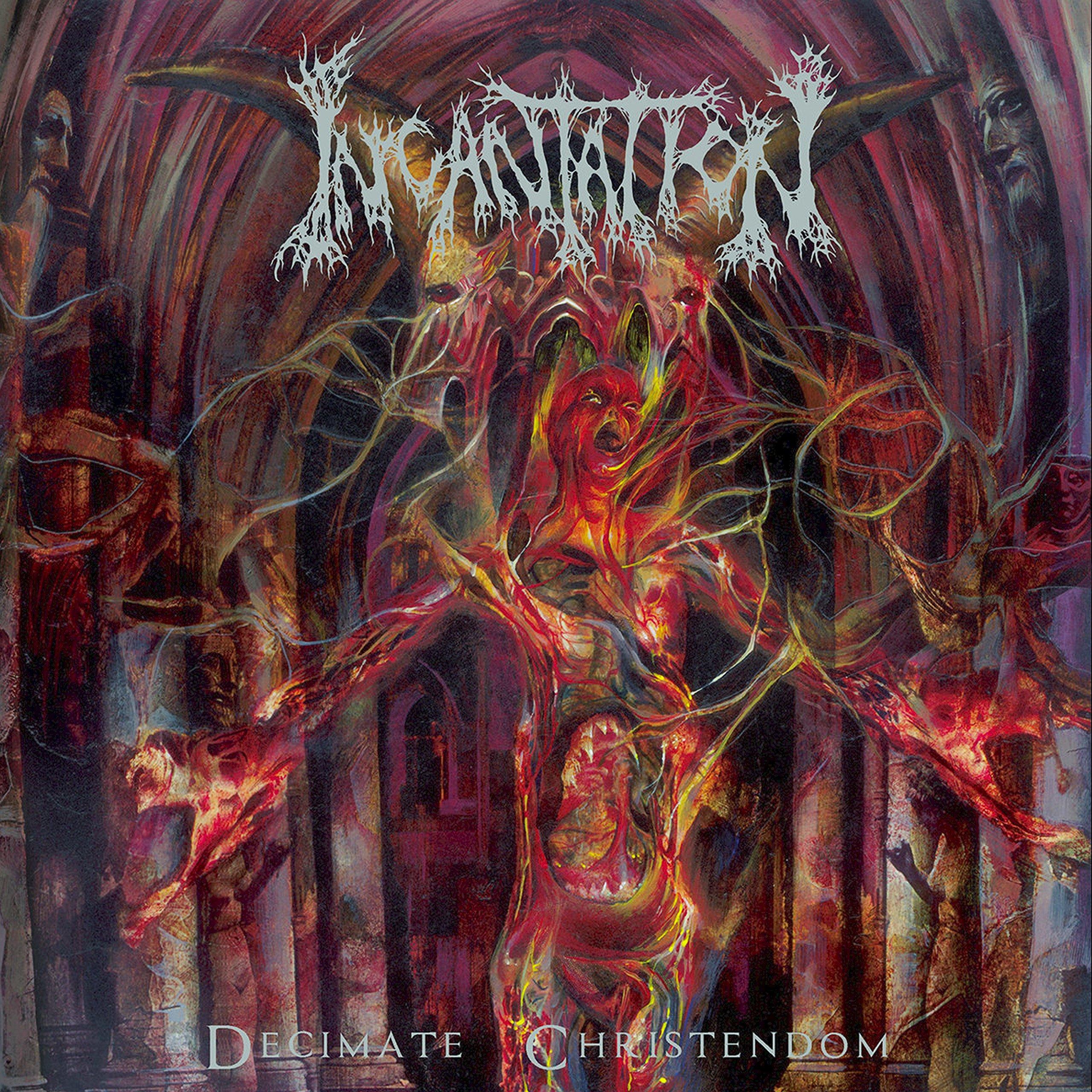 Incantation - Decimate Christendom (LP Vinyl)