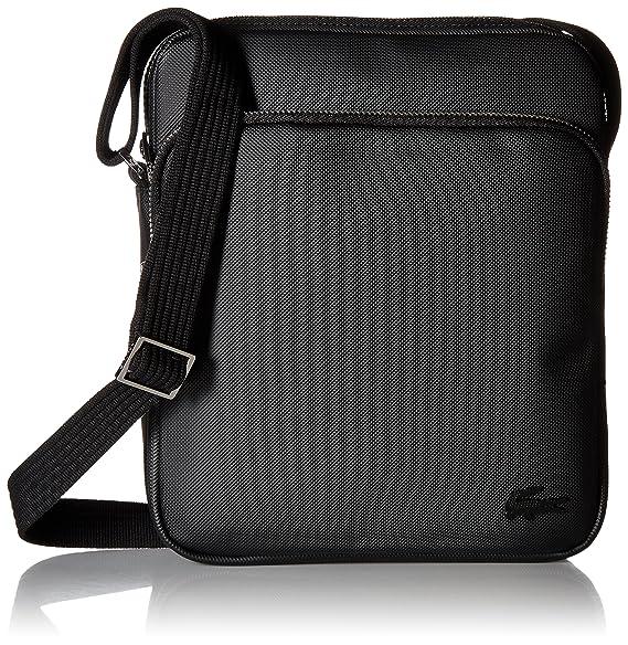 Amazon.com: Lacoste S Classic - Bolsa para hombre, talla ...
