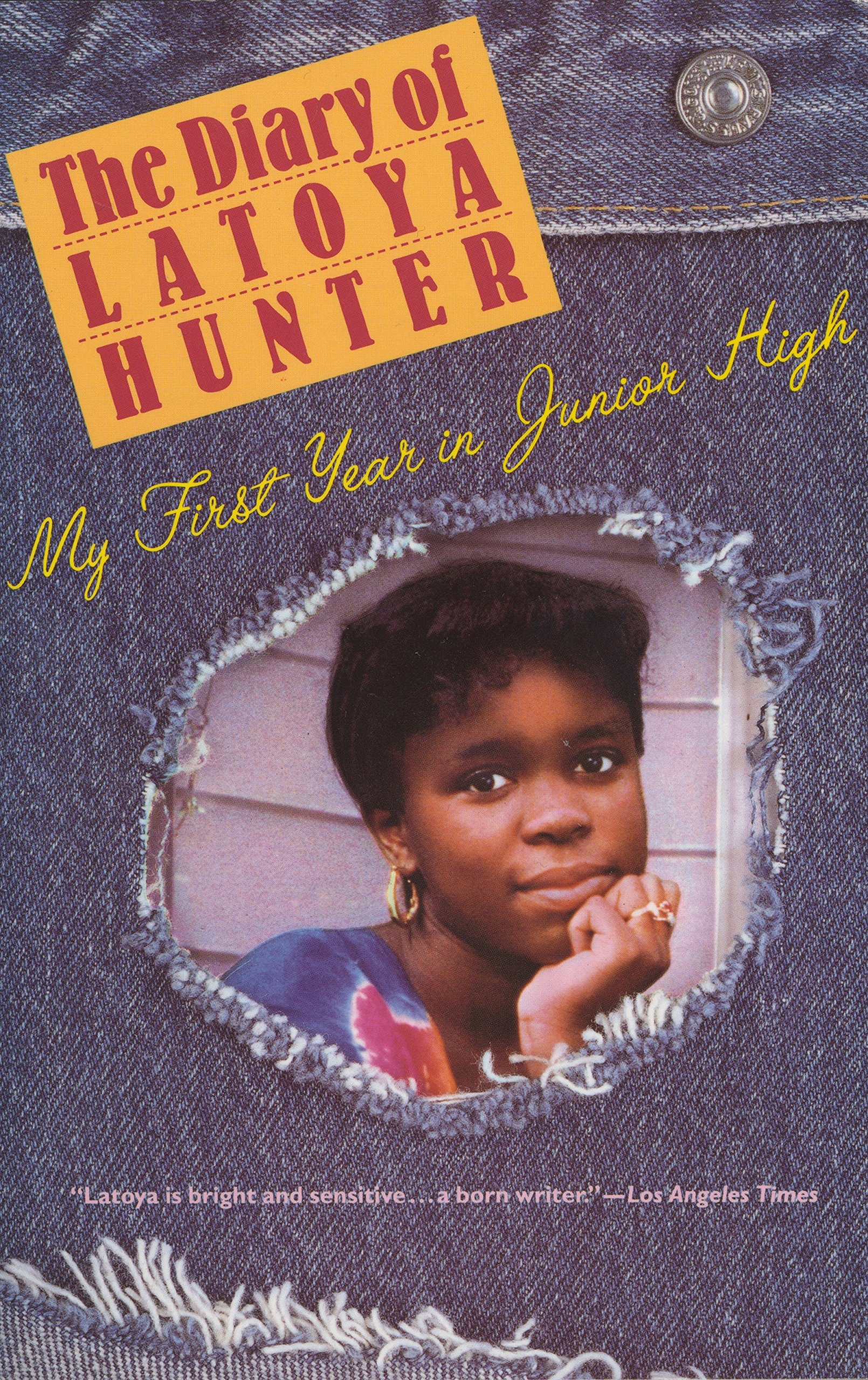 Read Online Diary of Latoya Hunter: My First Year in Junior High ebook