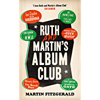 Ruth and Martin's Album Club: Listen to a classic album you've never heard before. Now write about it.