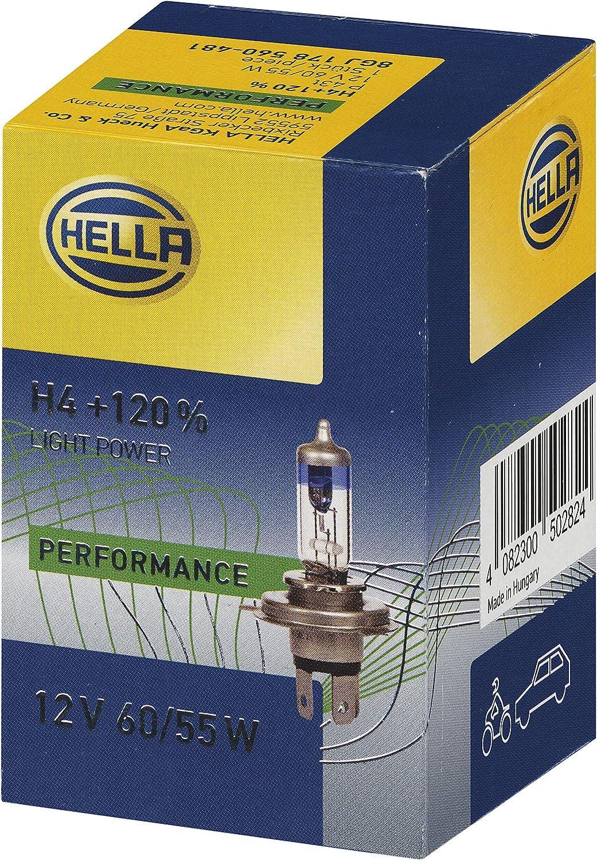 projecteur principal HELLA 8GJ 002 525-301 Ampoule