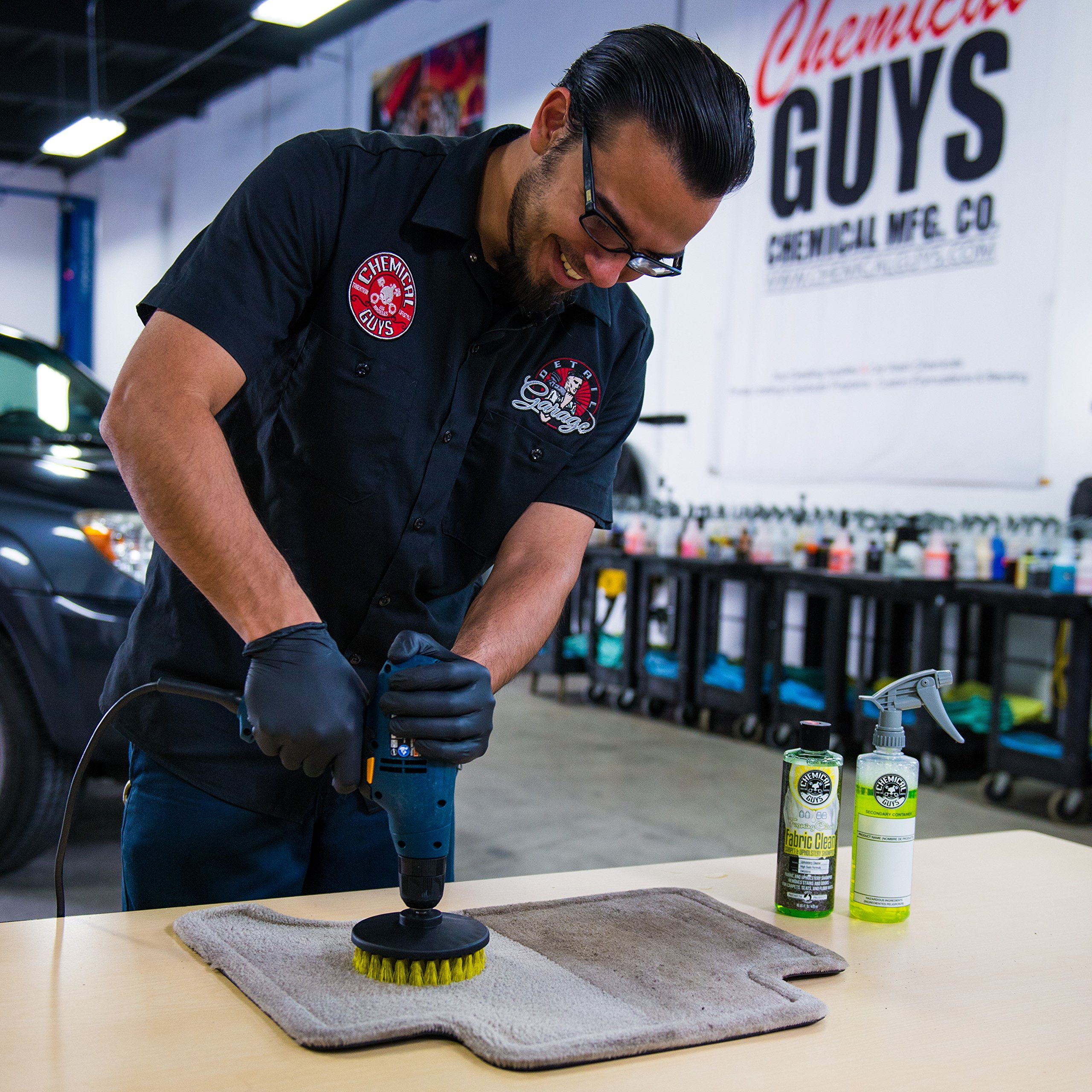 Chemical Guys HOL315 Carpet and Upholstery Cleaning Kit (3 Items), 16. Fluid_Ounces by Chemical Guys (Image #3)