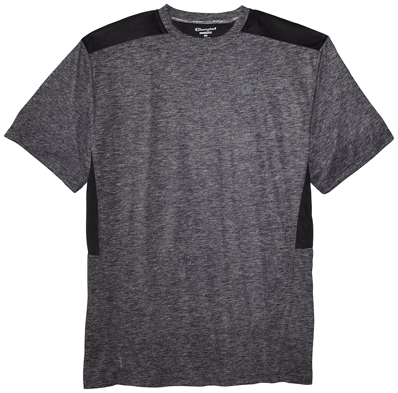 40e331377f17 high-quality Champion Men s Big-Tall Powertrain Performance T-Shirt ...