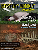 Mystery Weekly Magazine: December 2016 (Mystery Weekly Magazine Issues)